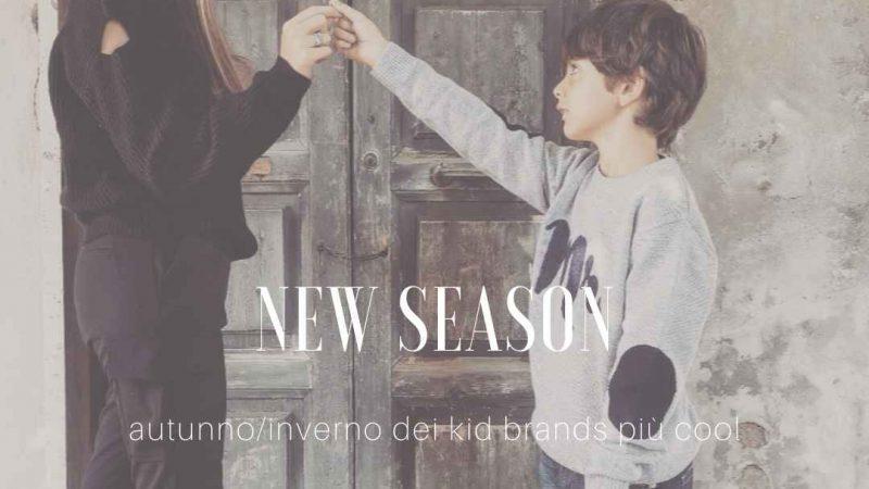 Nuova stagione