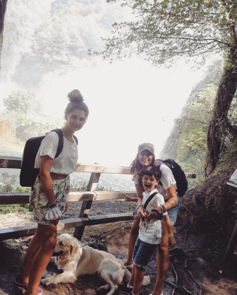 sdressedmom sdresseditaliantour travelfamily cascatadellemarmore umbria gitainfamiglia vacanze estate famiglia