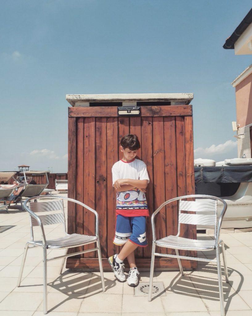 lido di venezia, viaggi di famiglia, cool boy, estate italiana, fashion kid