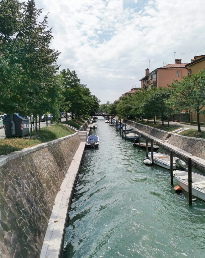 cane in vacanza a venezia, pet friendly , viaggi di famiglia, lido di venezia