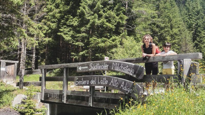 SENTIERO DEL LATTE e  MALGA FANE – una meraviglia dell'Alto Adige