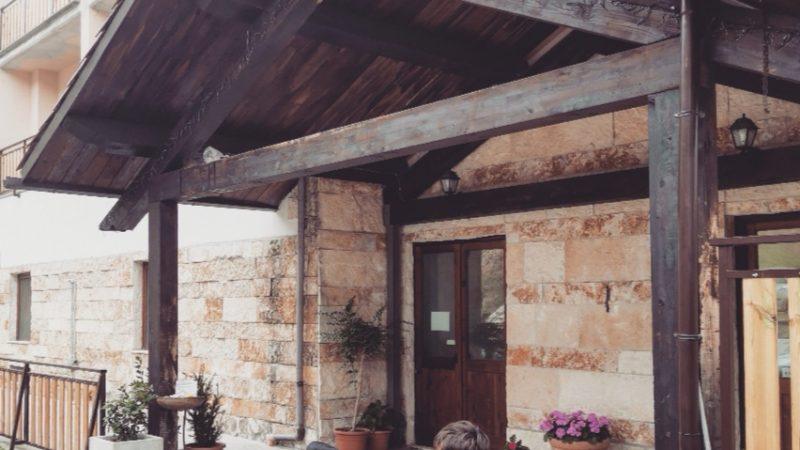 PARCO HOTEL GRAN SASSO – alla scoperta di Rocca Calascio