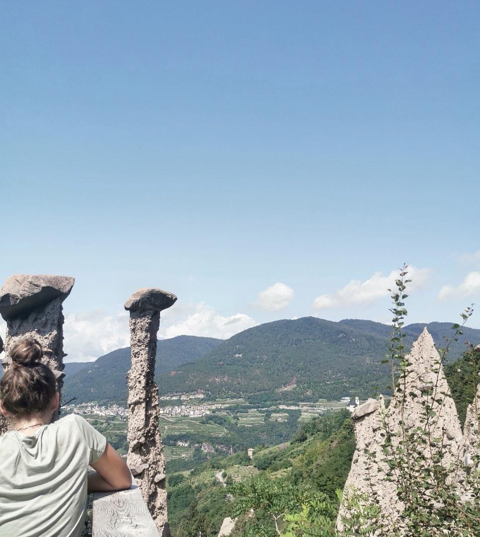 PIRAMIDI DI SEGONZANO – Val Di Cembra